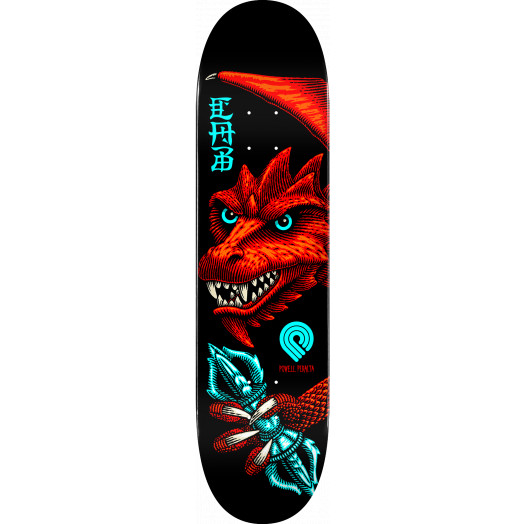 Powell Peralta Cab Dragon Wing Skateboard Deck 243 K20 - 8.25 x 31.95