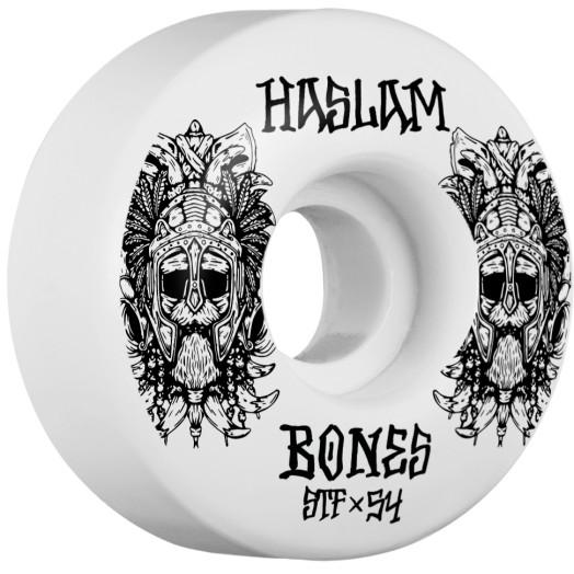 BONES WHEELS STF Pro Haslam Ragnar Skateboard Wheels V3 54mm 103A 4pk