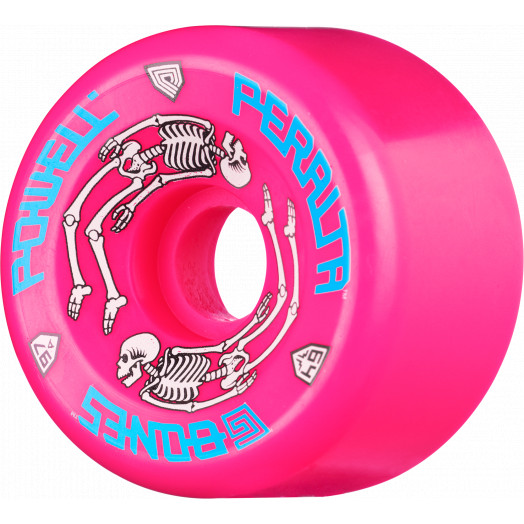 Powell Peralta G-Bones 64mm 97a - Pink (4 pack)
