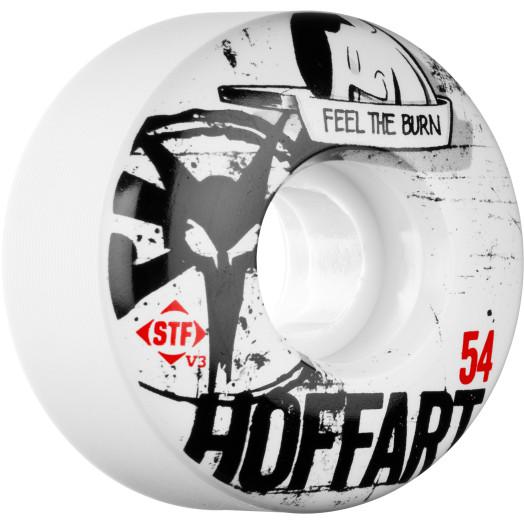 BONES WHEELS STF Pro Hoffart Burn 54mm 4pk