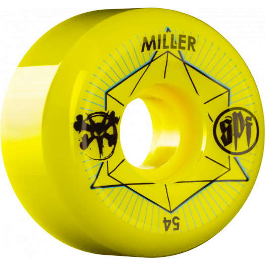 BONES WHEELS SPF Pro Miller Inner II Wheel 54mm 4pk