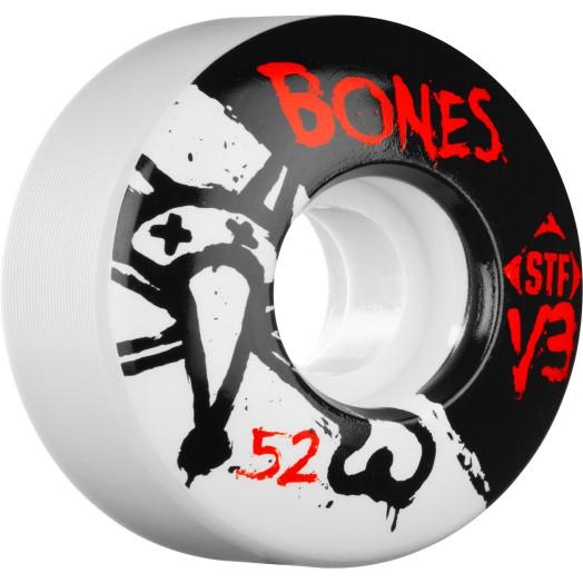 BONES WHEELS STF V3 Series 52mm (4 pack)