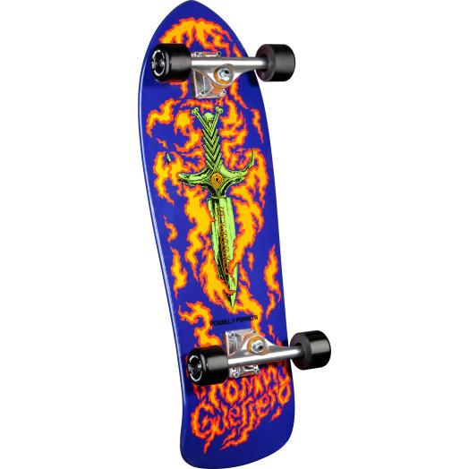 Bones Brigade® Tommy Guerrero 5th Series Reissue Complete Skateboard Purple - 9.75 x 30.4