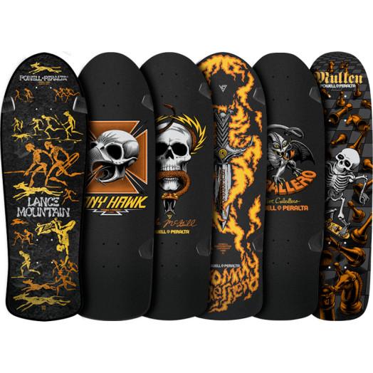 Bones Brigade® 4th Colorway Deck Set