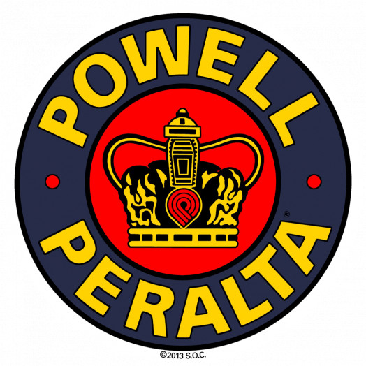 Powell Peralta Supreme 6 inch Sticker single