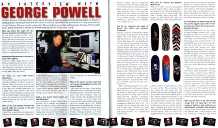 George Powell Interview