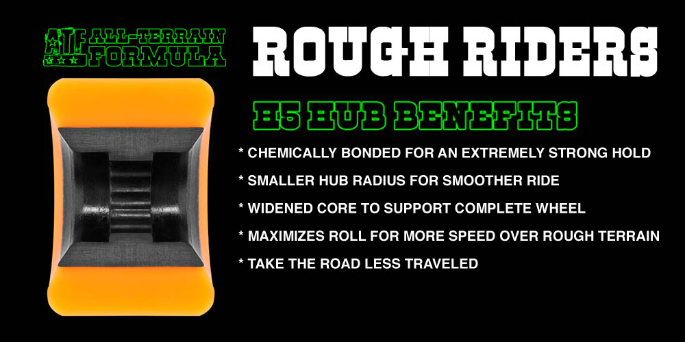 Rough Riders H5 Hub Benefits