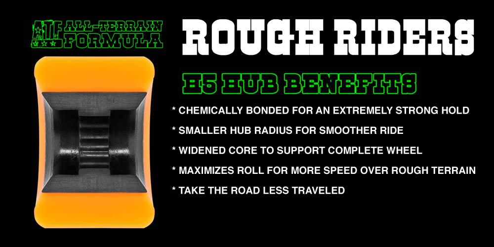 Rough Riders H5 Hub Benefits