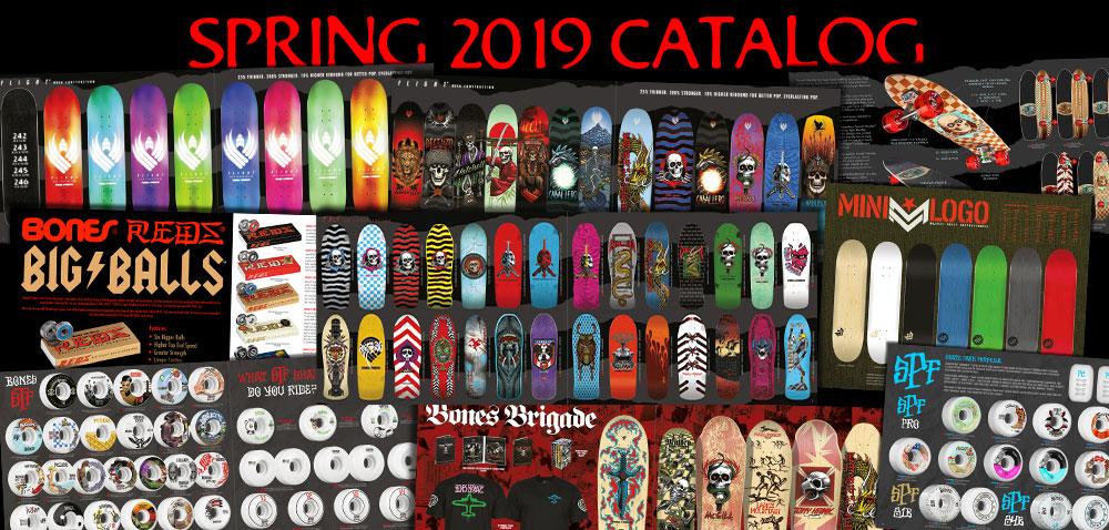 Skate One Catalog