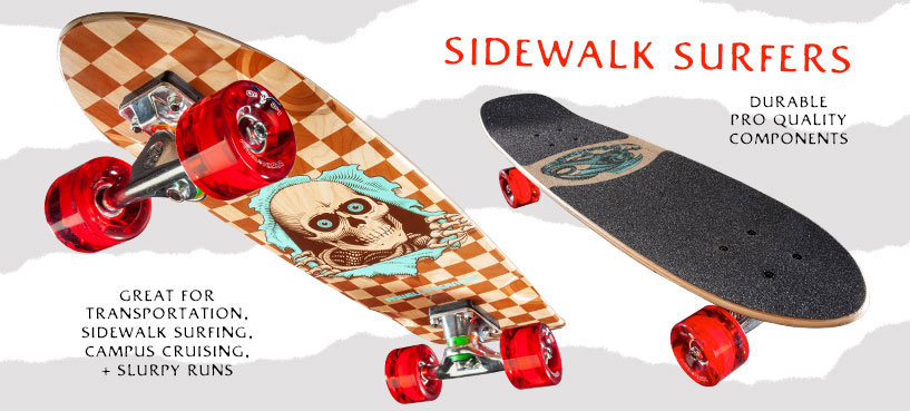 Powell Peralta Sidewalk Surfers