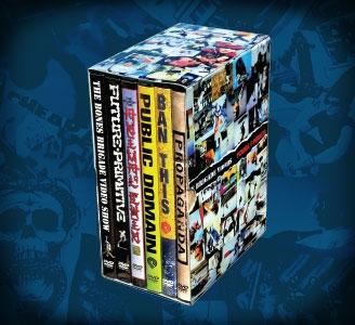 Powell Peralta Bones Brigade DVDs 1-6