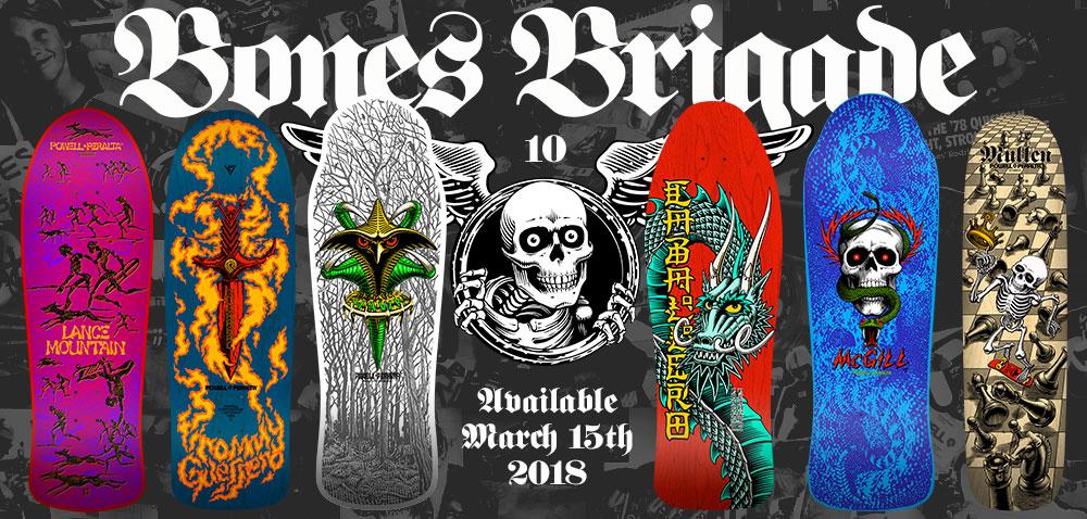 Bones Brigade 10th Series