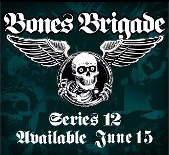 Bones Brigade Series 12