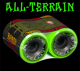 BONES WHEELS All-Terrain Formula