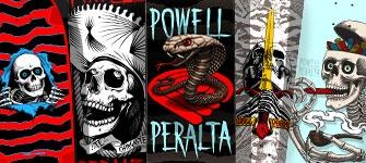 Powell-Peralta Decks