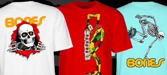 Powell-Peralta T-shirts