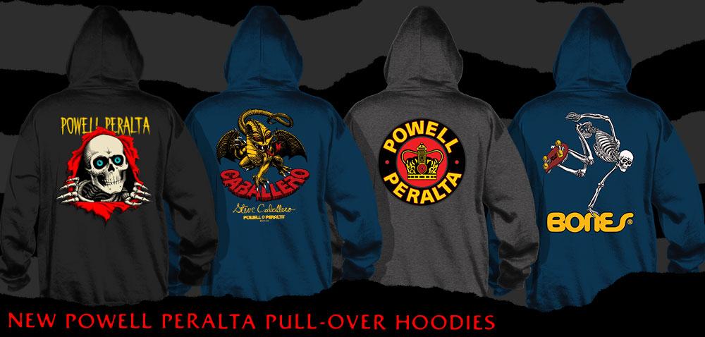 New Powell Peralta Sweatshirts