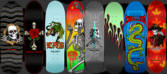 Powell-Peralta Decks
