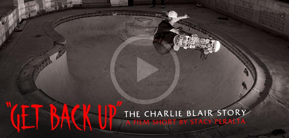 CHARLIE BLAIR - GET BACK UP